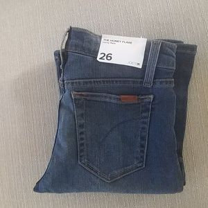 Joe's Jeans the Honey Flare size 26
